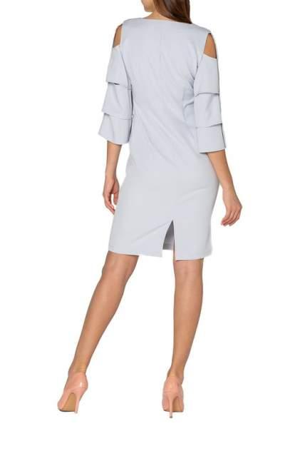 Платье женское Adzhedo 41820 серое 3XL