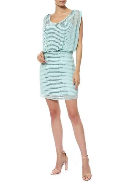 Платье женское JS Collections 5863641 голубое 4 US