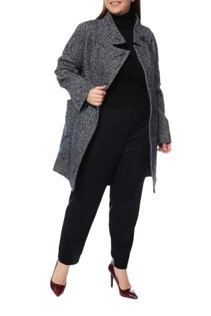 Пальто женское KR 798 синее 54 RU