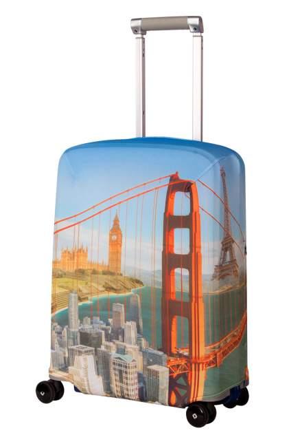 Чехол для чемодана Routemark Citizen SP240 желтый S