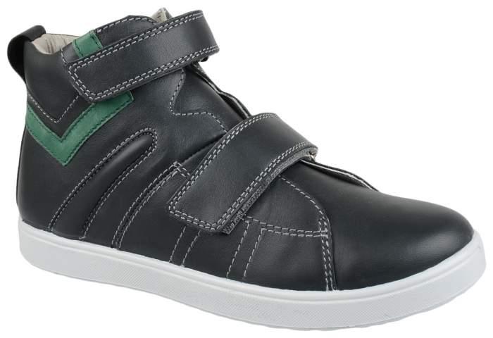 Ботинки детские Котофей, цв.серый р.33