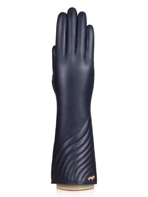 Перчатки женские Labbra LB-0308 синие 6.5