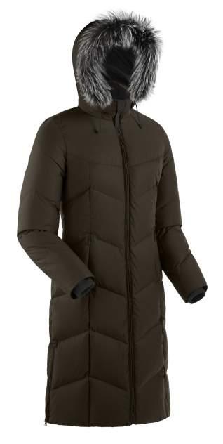 Пуховое пальто  ROUTE V3 4149B-9505-L КОРИЧНЕВЫЙ L
