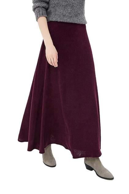 Юбка женская Alina Assi MP002XW1IBTR фиолетовая 5XL RU