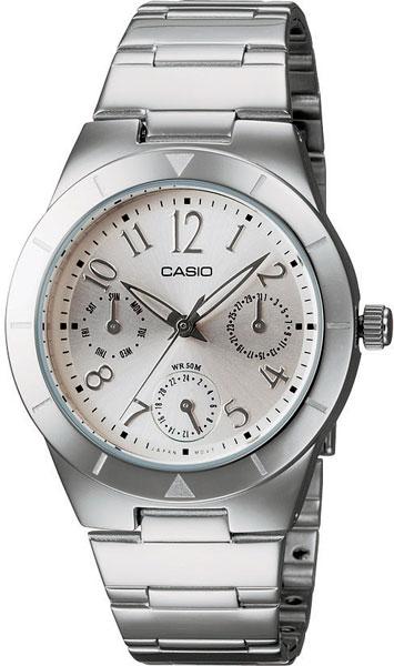 Наручные часы кварцевые женские Casio Collection LTP-2069D-7A2