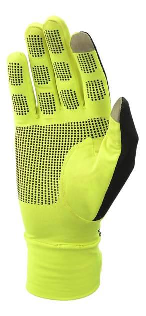 Перчатки Reebok RRGL-10133YL, neon/black, M