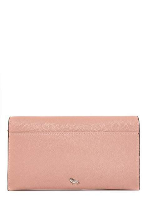 Клатч женский кожаный Labbra L-16333 розовый