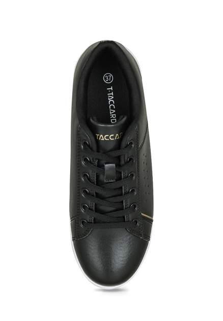 Кроссовки женские T.Taccardi 710019286 черные 40 RU