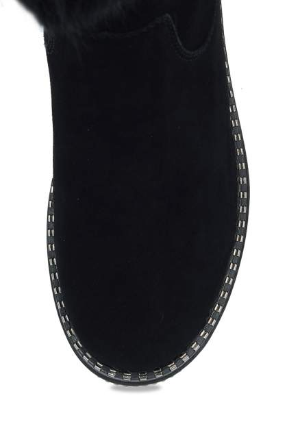Полусапоги женские Alessio Nesca 25307430 черные 37 RU