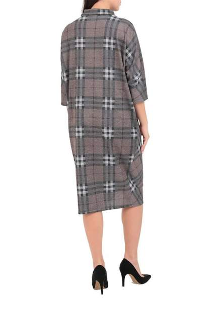 Платье женское Mankato М-885-1(05) серое 54 RU