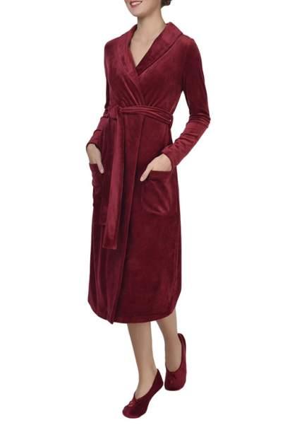 Халат женский Nic Club PETRA 1801 красный S
