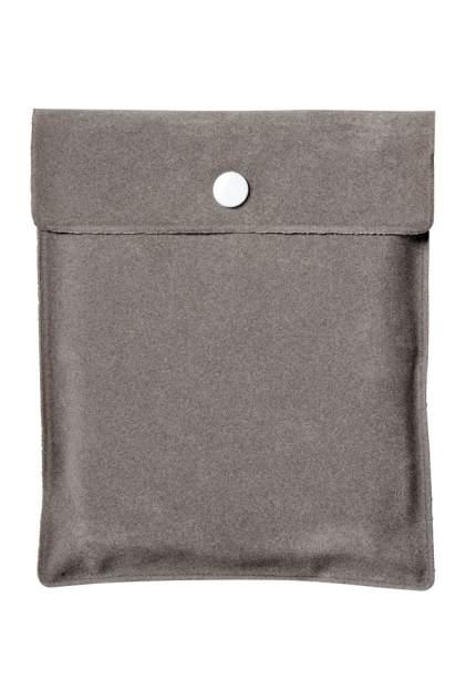 Подушка для путешествий и беруши WENGER 604585 серая
