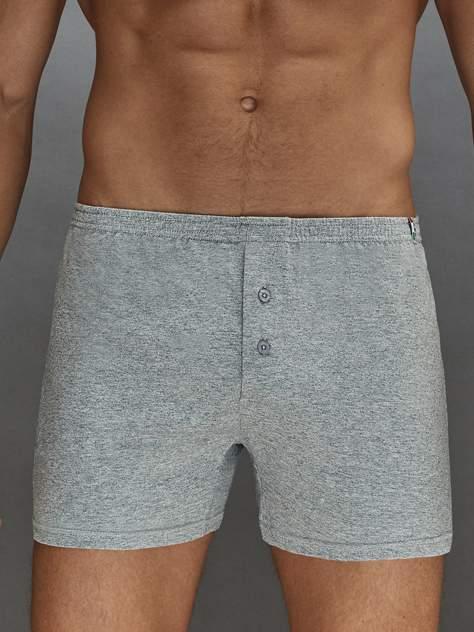 Трусы шорты мужские Griff Basic Uomo серые 4XL