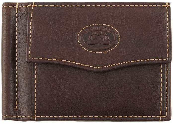 Зажим для денег мужской Tony Perotti 331017 коричневый