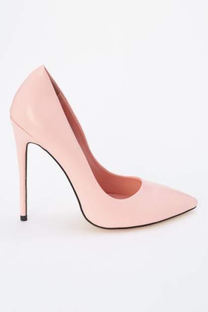 Туфли женские Ennergiia D507-B1663 розовые 36 RU