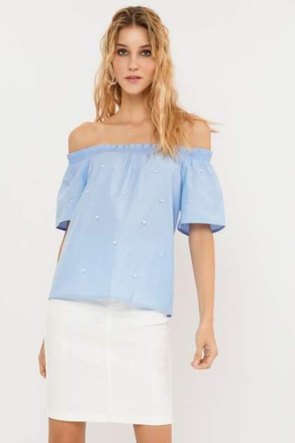 Женская блуза ZARINA 9225117317, голубой
