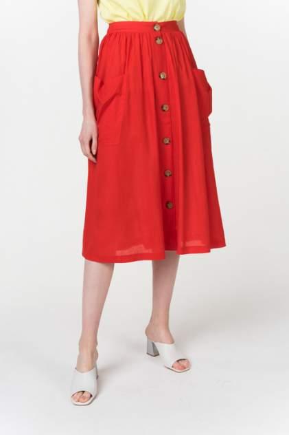 Юбка женская Blend She 20203302 красная M