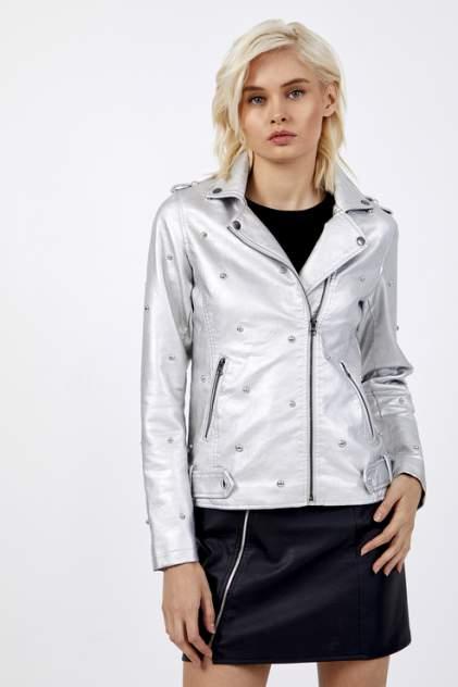 Куртка женская Tom Farr T4F W9804.96 серебристая XL
