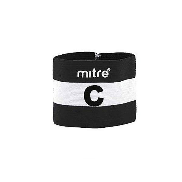 Капитанская повязка Mitre А4029 black