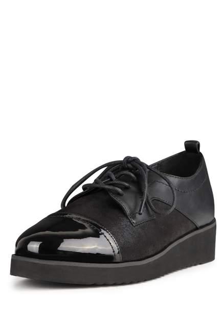Полуботинки женские T.Taccardi 710017801, черный