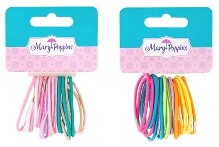 Набор резинок для волос Mary Poppins 18 шт 455023
