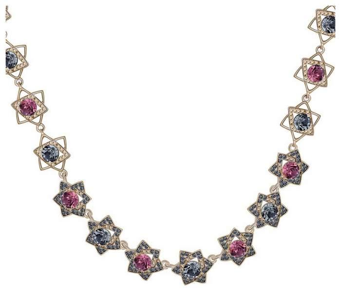 Ожерелье женское BRADEX AS 0199, стекло/стразы