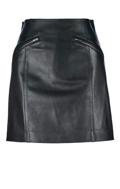 Женская юбка Tommy Hilfiger WW0WW24028 094, черный