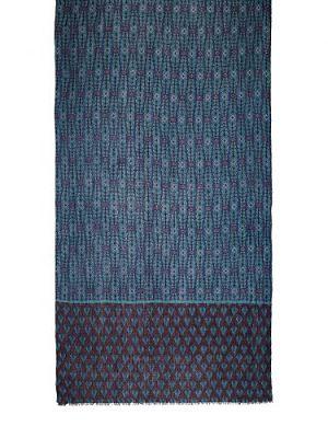 Палантин женский Eleganzza MN41-19403 синий