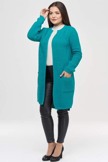 Жакет женский VAY 182-1547 зеленый 48 RU