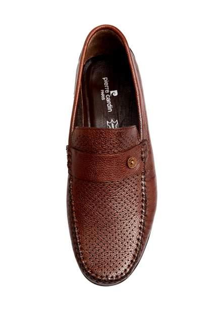 Мокасины мужские Pierre Cardin 92706220 коричневые 45 RU