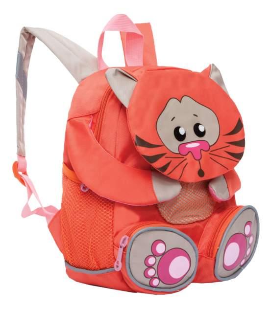 Рюкзак детский Grizzly RS-898-2 детский кот
