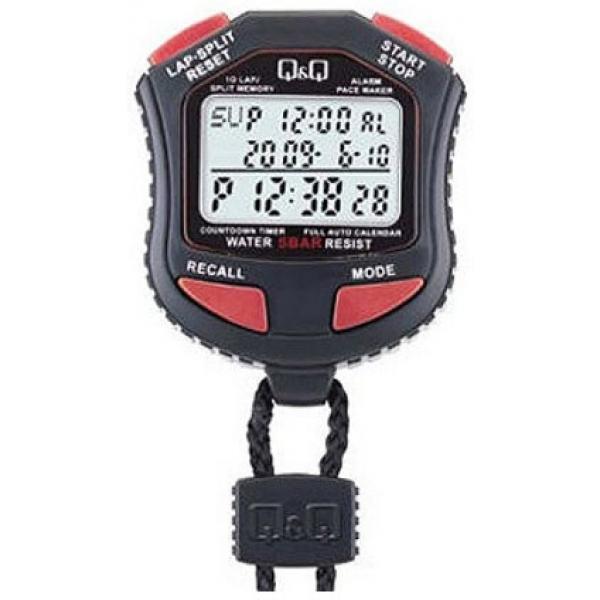 Карманные часы Q&Q HS45-003 черные