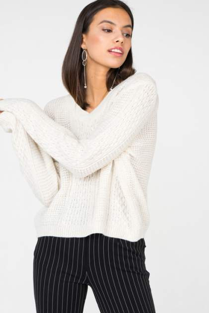 Джемпер женский ONLY 15174216, белый