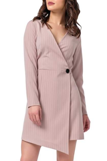 Платье женское Fly 8100-04 розовое 40 RU