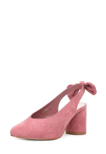 Туфли женские T.Taccardi 710018741 розовые 37 RU