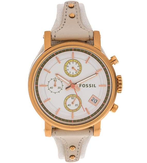 Наручные часы кварцевые женские Fossil Original Boyfriend ES 3947