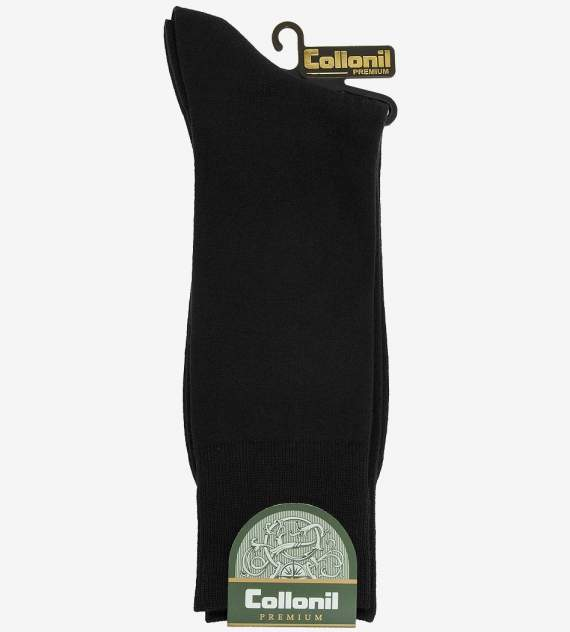 Носки Collonil 144/01 black черный 44