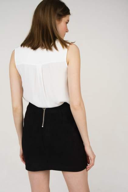 Юбка женская Vero Moda 10210430 черная XL