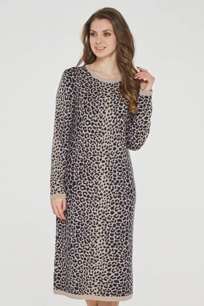 Женское платье VAY 192-2401, коричневый