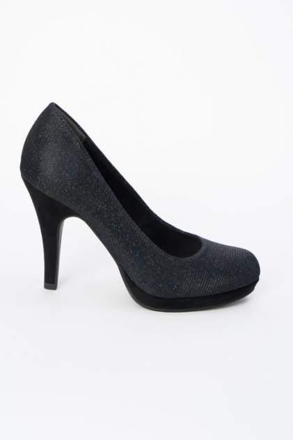 Туфли женские Tamaris 1-1-22407-21 синие 36 RU