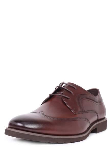 Туфли мужские Pierre Cardin 03406120 коричневые 45 RU