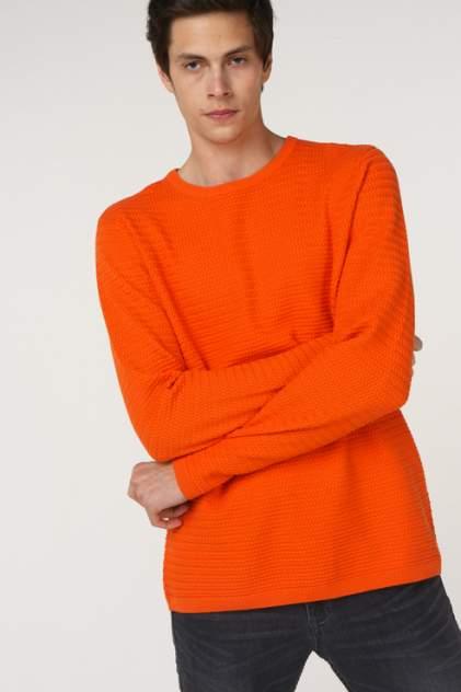Джемпер мужской Casual friday 20502607 оранжевый L