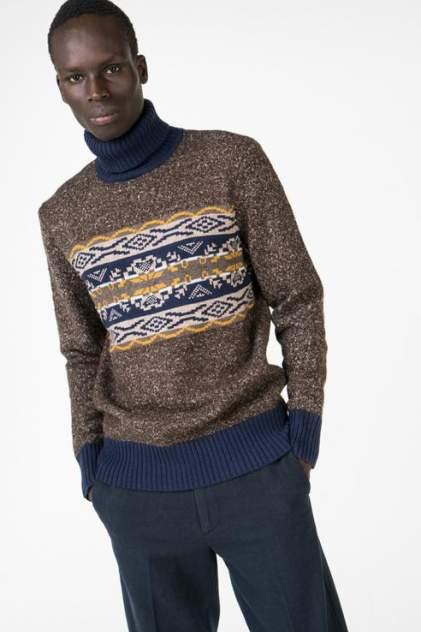 Джемпер мужской Baon B638543 коричневый M