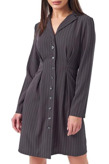 Женское платье Fly 8116, серый