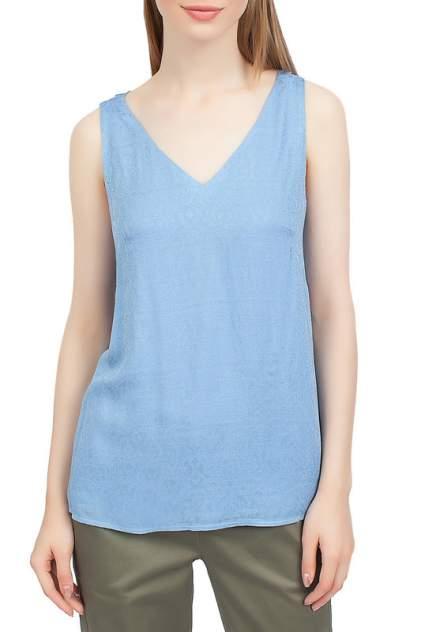 Блуза женская SERGINNETTI 4-1667-3480-19 голубая 42 RU