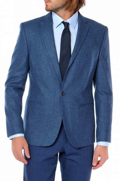 Пиджак мужской MONDIGO 470066/ синий 52 RU