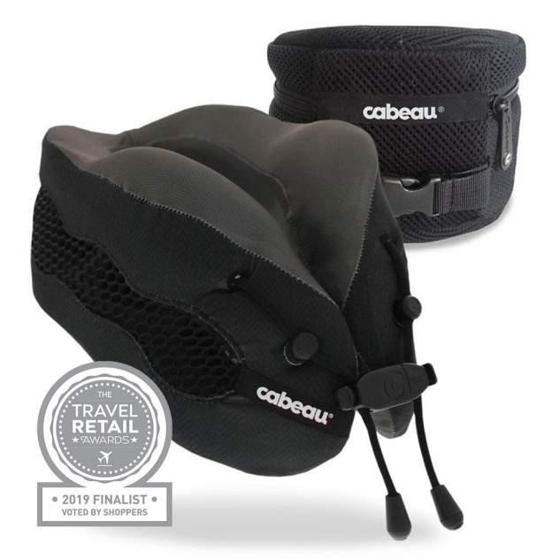 Дорожная подушка Cabeau Evolution Cool Black