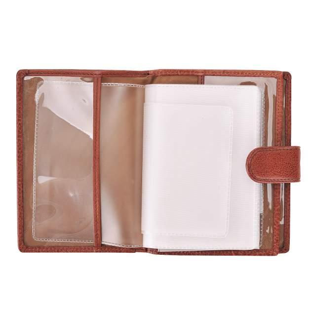 Обложка для паспорта и автодокументов Dr, Koffer X510137-02-05