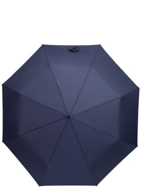 Зонт складной мужской автоматический Eleganzza 01-00029274 синий