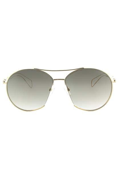 Солнцезащитные очки женские Genny 823-11 зеленые
